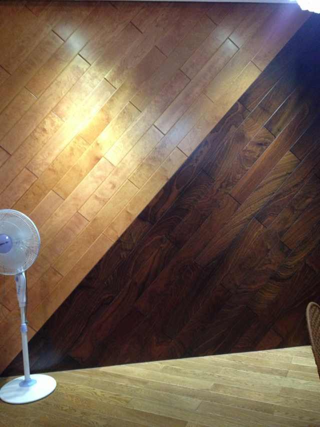 迈博地板40 60平米店面装修效果图已新鲜出炉